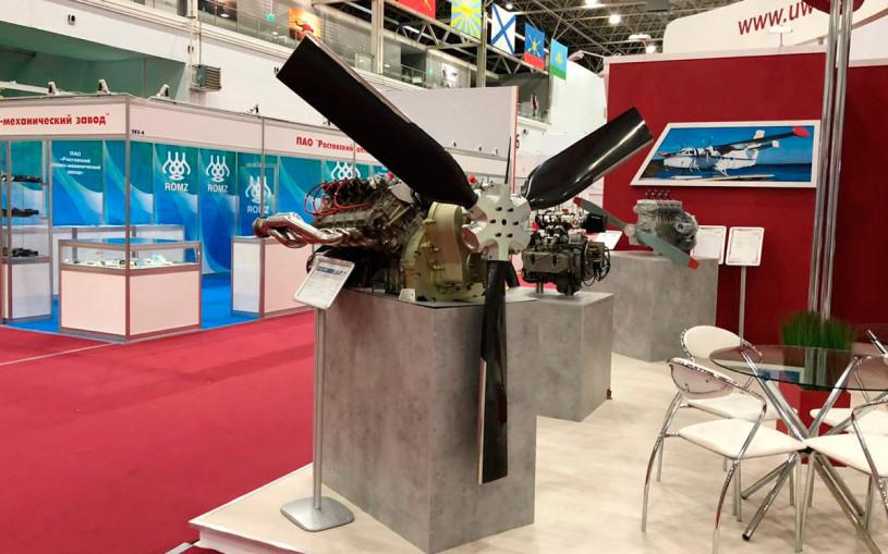 Двигатель автомобиля Aurus испытают на легком самолете Як-18Т