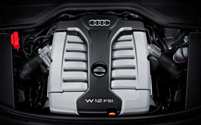СМИ узнали год появления последней модели Audi с бензиновым мотором