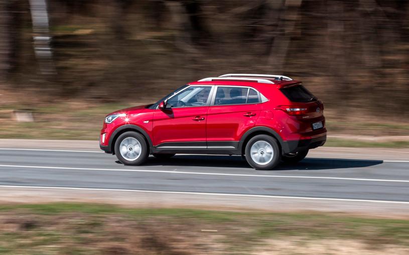 Hyundai назвал дату начала продаж новой Creta в России