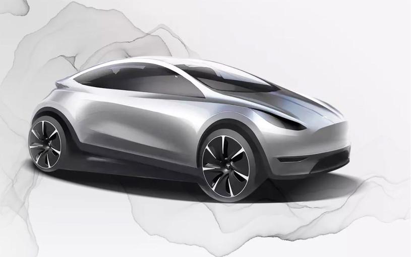 СМИ узнали о выпуске первого экземпляра самого дешевого электрокара Tesla