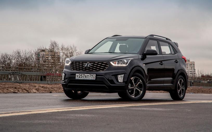 Такой «Креты» вы еще не видели. Тест-драйв Hyundai Creta Black&Brown