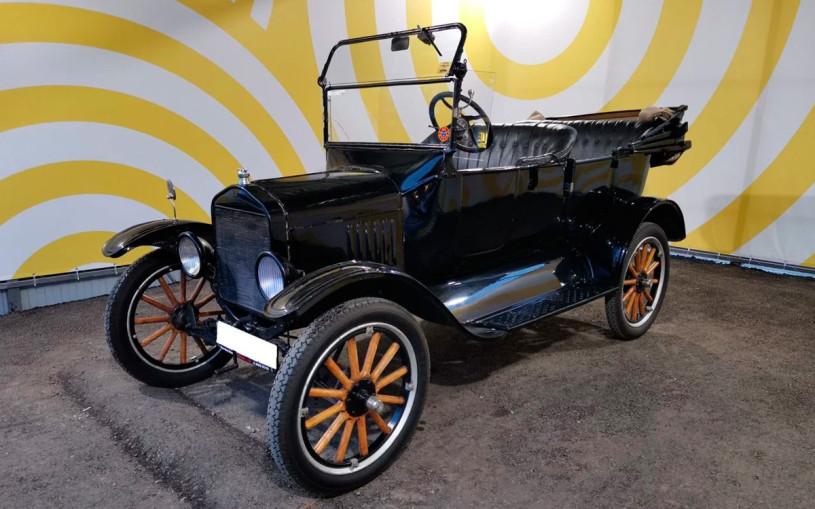 В Самаре выставили на продажу первый серийный Ford 1922 года