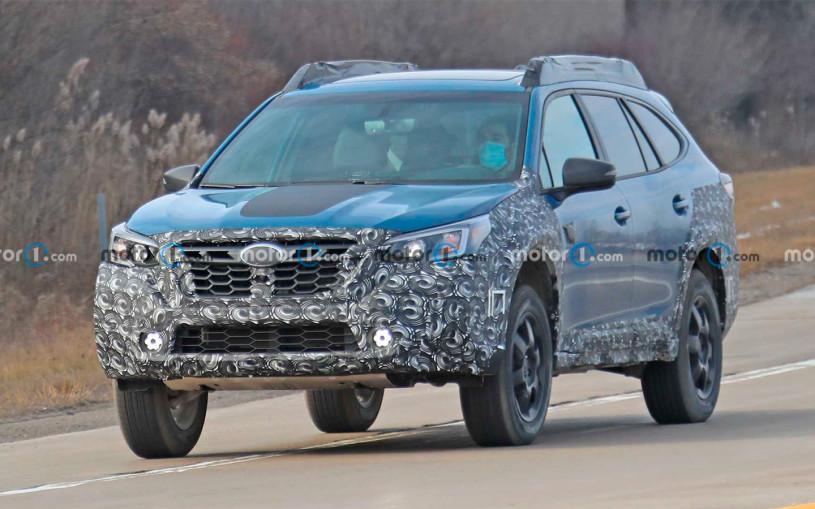 Subaru создаст новый суббренд для внедорожников