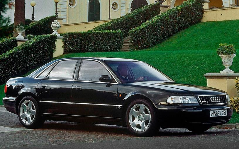 В России отправят на сервис четыре модели Audi из 90-х