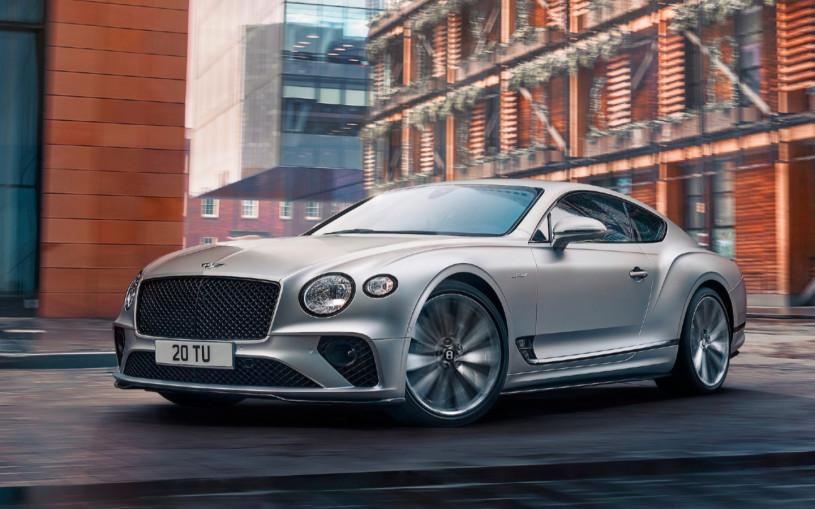 Bentley выпустил быстрейший автомобиль в своей истории