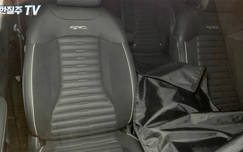 Появились первые снимки спортивной версии нового Kia Sportage