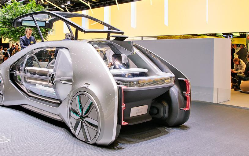 Без руля и педалей: на чем мы будем ездить в 2030-м