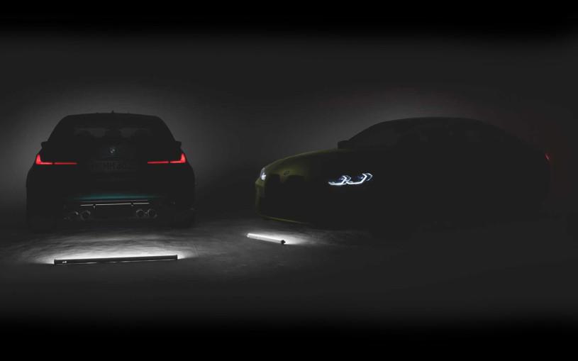 BMW назвала мощность моторов новых M3 и M4