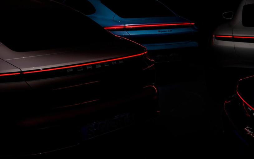 Porsche анонсировал премьеру новой версии электрокара Taycan