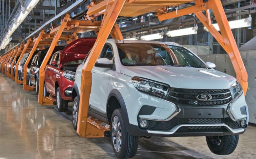 АвтоВАЗ попросил правительство поддержать рынок в 2021 году