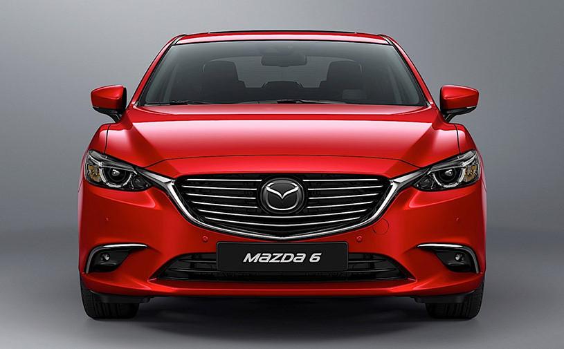 Mazda6 нового поколения переведут на задний привод
