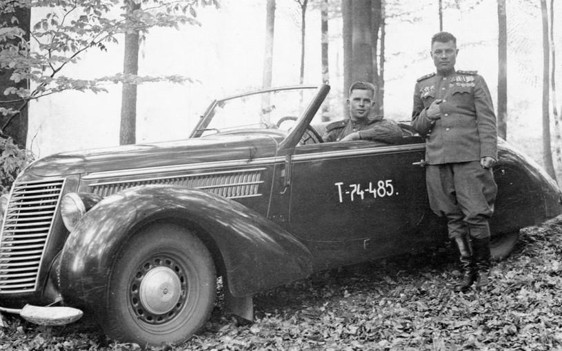 Трофейный автопарк СССР. Какие машины вывезли из Германии