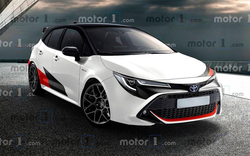 Toyota выпустит 300-сильную версию Corolla