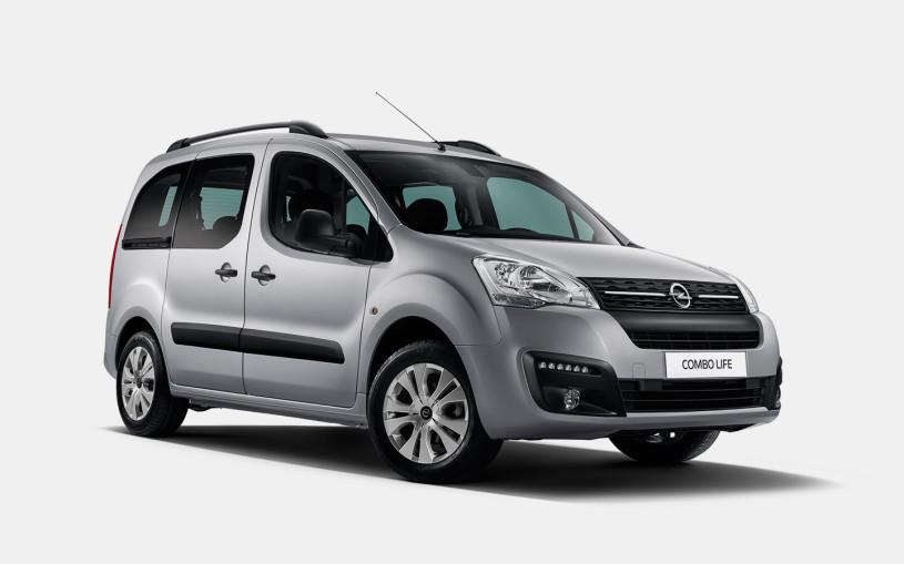 Opel назвал стоимость нового компактвэна российского производства