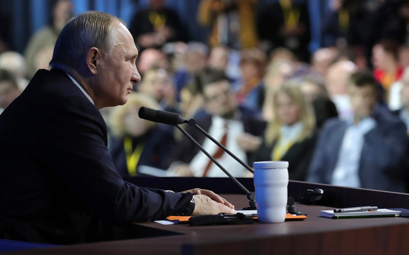 Путин назвал причину роста цен набензин вРоссии