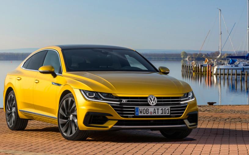 Volkswagen назвал рублевую стоимость лифтбека Arteon