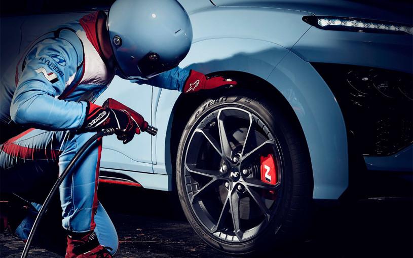 Hyundai анонсировал премьеру нового 280-сильного кроссовера