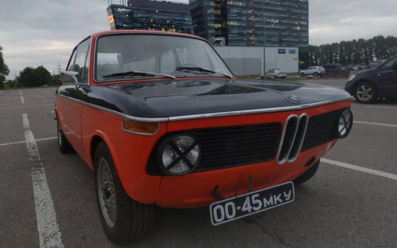 Редкую BMW, которую купили новой в СССР, выставили на продажу