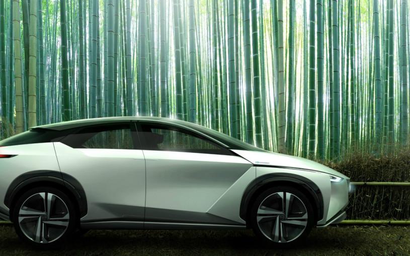 У электрокаров Nissan появится «голос»