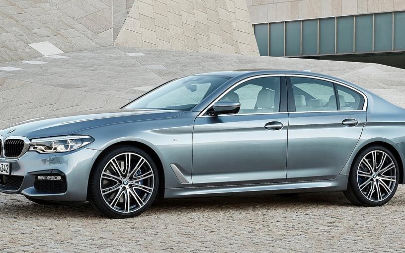 BMW представила 5-Series нового поколения