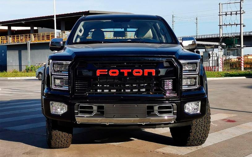 Китайцы клонировали пикап Ford и сделали из него «Большого генерала»
