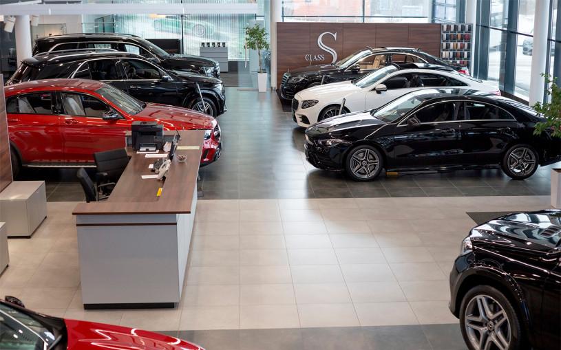 Дилеры рассказали о подорожании автомобилей Mercedes-Benz и Audi