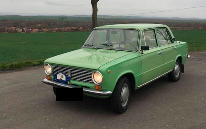 В Германии выставили на продажу «Копейку» 1981 года за €5 тысяч