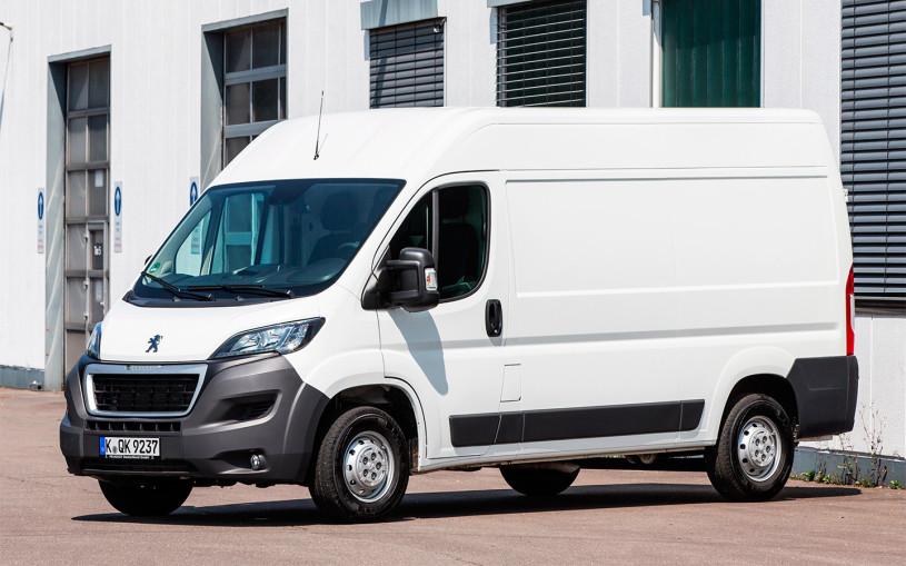 В России отзовут фургоны Peugeot и Citroen из-за проблемной подвески