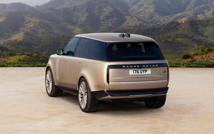 Представлен Range Rover нового поколения. Подробности и фото