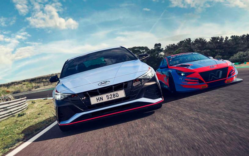 Hyundai представил самую мощную Elantra