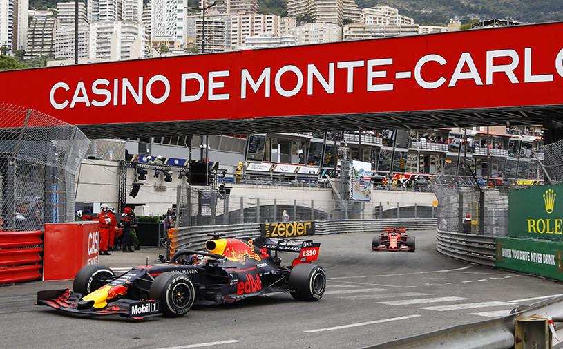 Гран-при Монако Формулы-1 отменили впервые с 1954 года