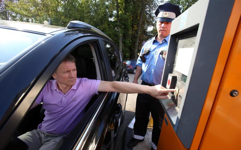 В Петербурге в 2021 году появятся две перехватывающие парковки. Адреса