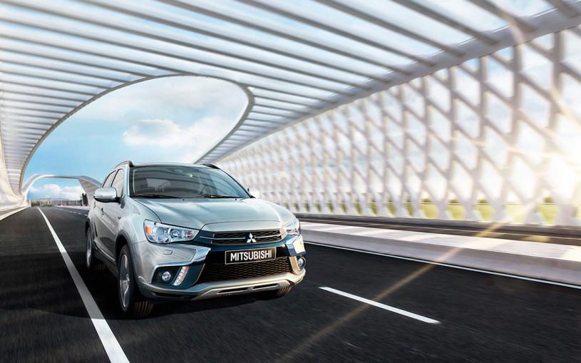 Mitsubishi вернула на российский рынок кроссовер ASX