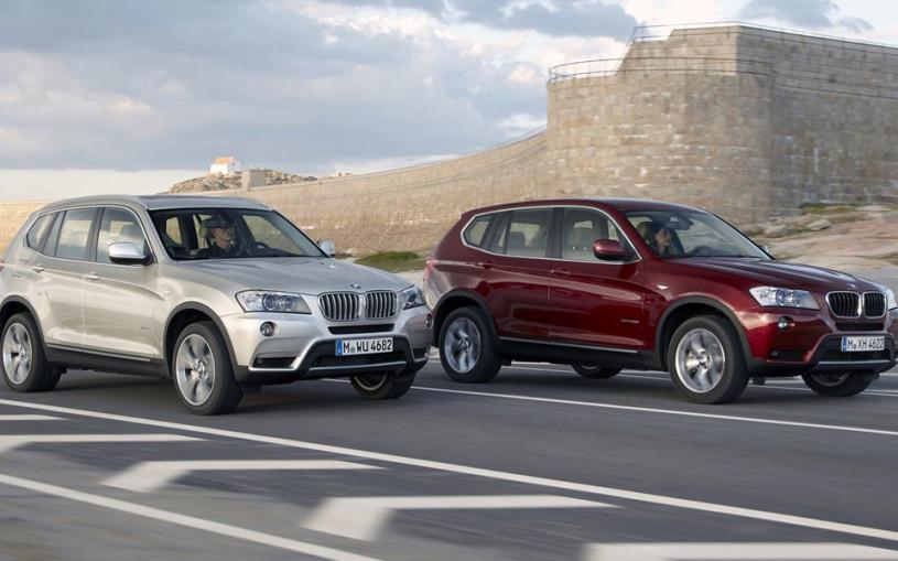 Заднеприводный BMW X3: дешевле и экономичнее