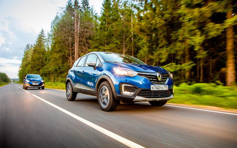 Renault и Geely объединятся ради выпуска гибридов