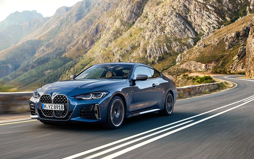 BMW представила купе 4-Series нового поколения