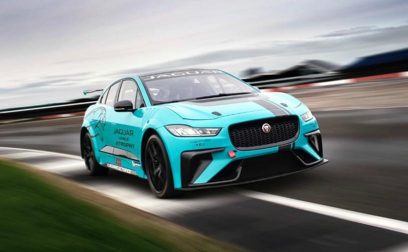 В Jaguar подтвердили выпуск «заряженного» электрокара I-Pace