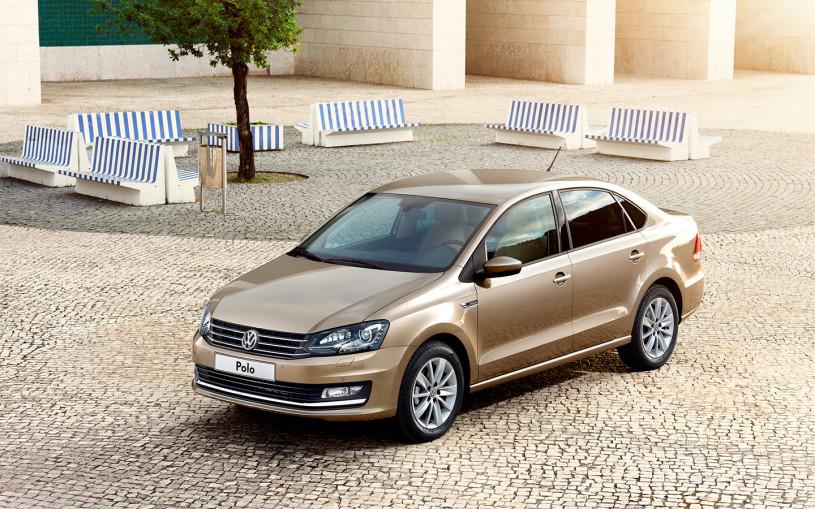 В сентябре Volkswagen увеличил продажи в России на 12%