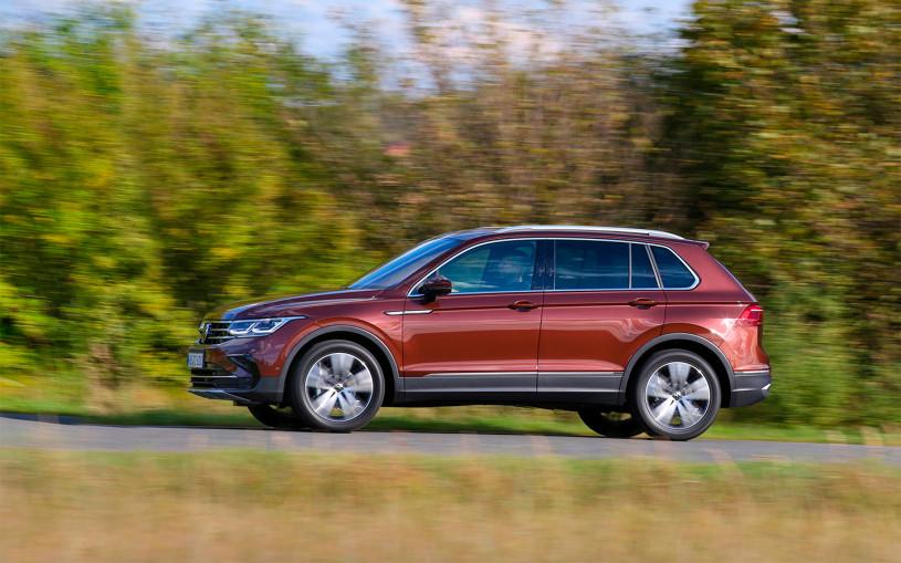 Новый Volkswagen Tiguan для России получил две спецверсии
