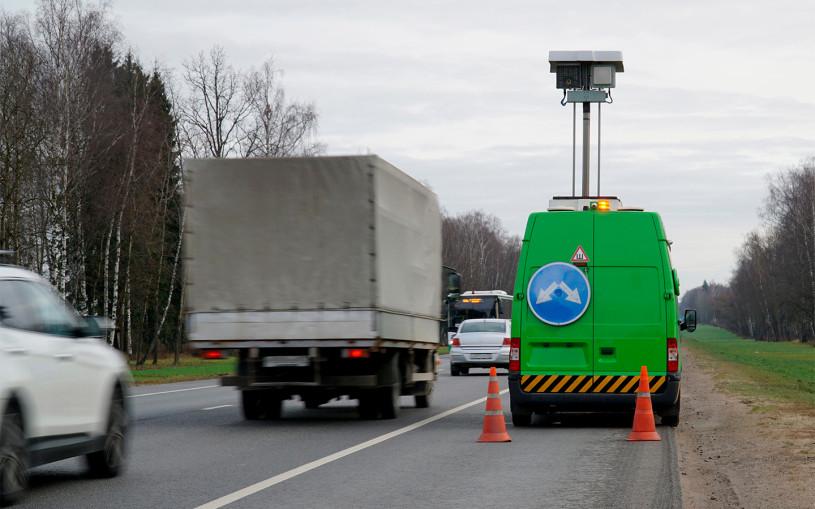 В Москве передвижные комплексы научатся фиксировать новые виды нарушений
