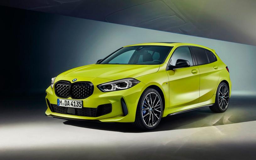 BMW модернизировала самую мощную версию хэтчбека 1-Series