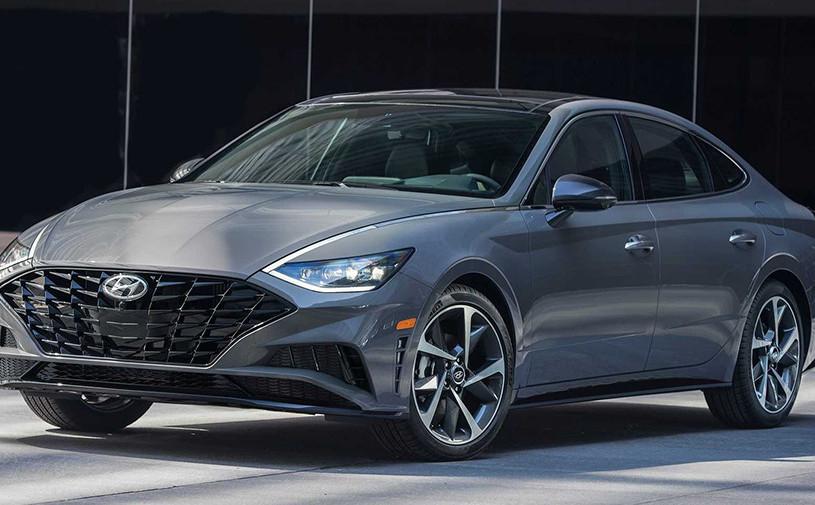 Стали известны подробности о новой Hyundai Sonata для России