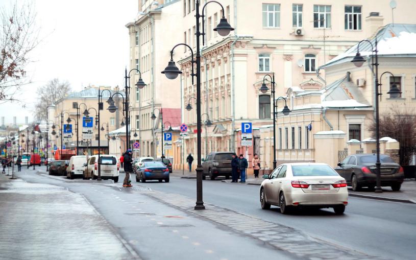 В Мосгордуме поддержали новый штраф для водителей на ₽5 тыс.