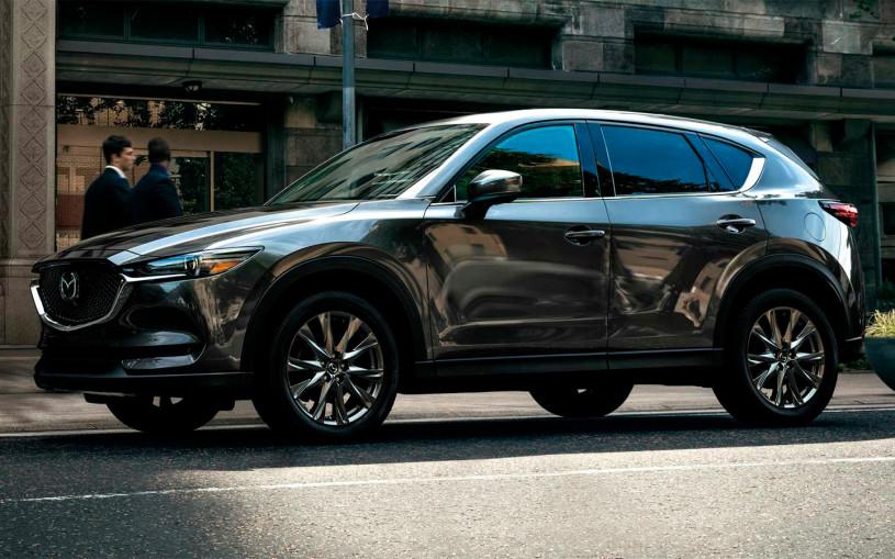 Стали известны подробности о новой Mazda CX-5