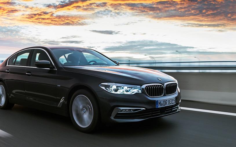 По законам робототехники. Тест-драйв новой BMW 5-Series