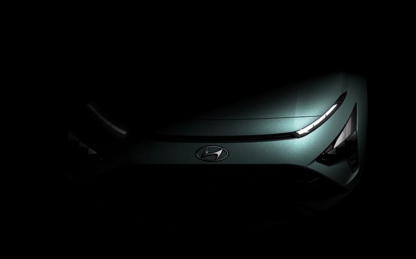 Hyundai показал новые фотографии самого дешевого кроссовера