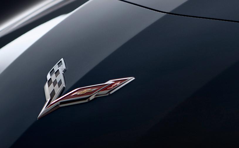 Chevrolet дал послушать звук 750-сильного мотора трекового «Корвета»