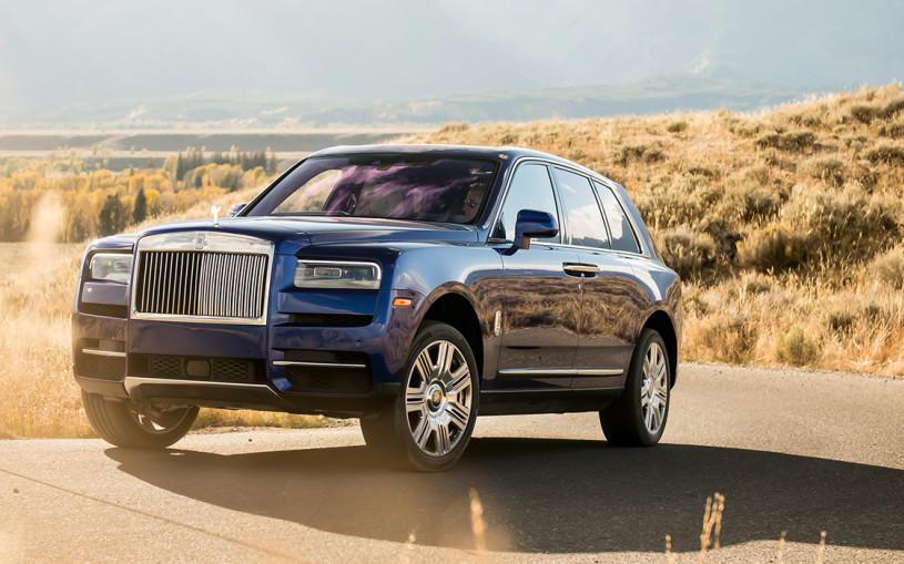 Облако в руках. Тест-драйв Rolls-Royce Cullinan