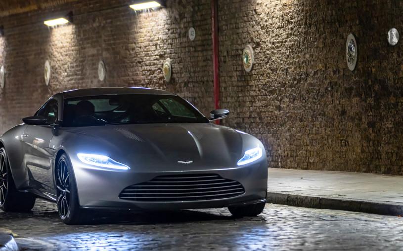 Все машины Джеймса Бонда: от Bentley до электрического Aston Martin