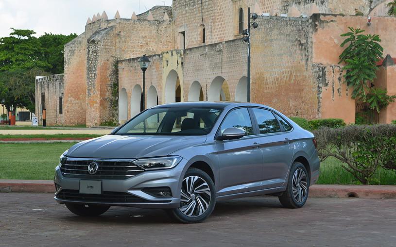 Volkswagen сертифицировал новую Jetta для России